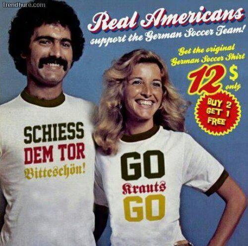 support german team